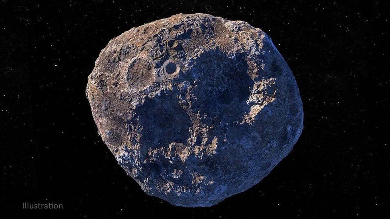 Bilim kurgu gerçek oluyor: Asteroidi uzayda vuracaklar - Resim: 1