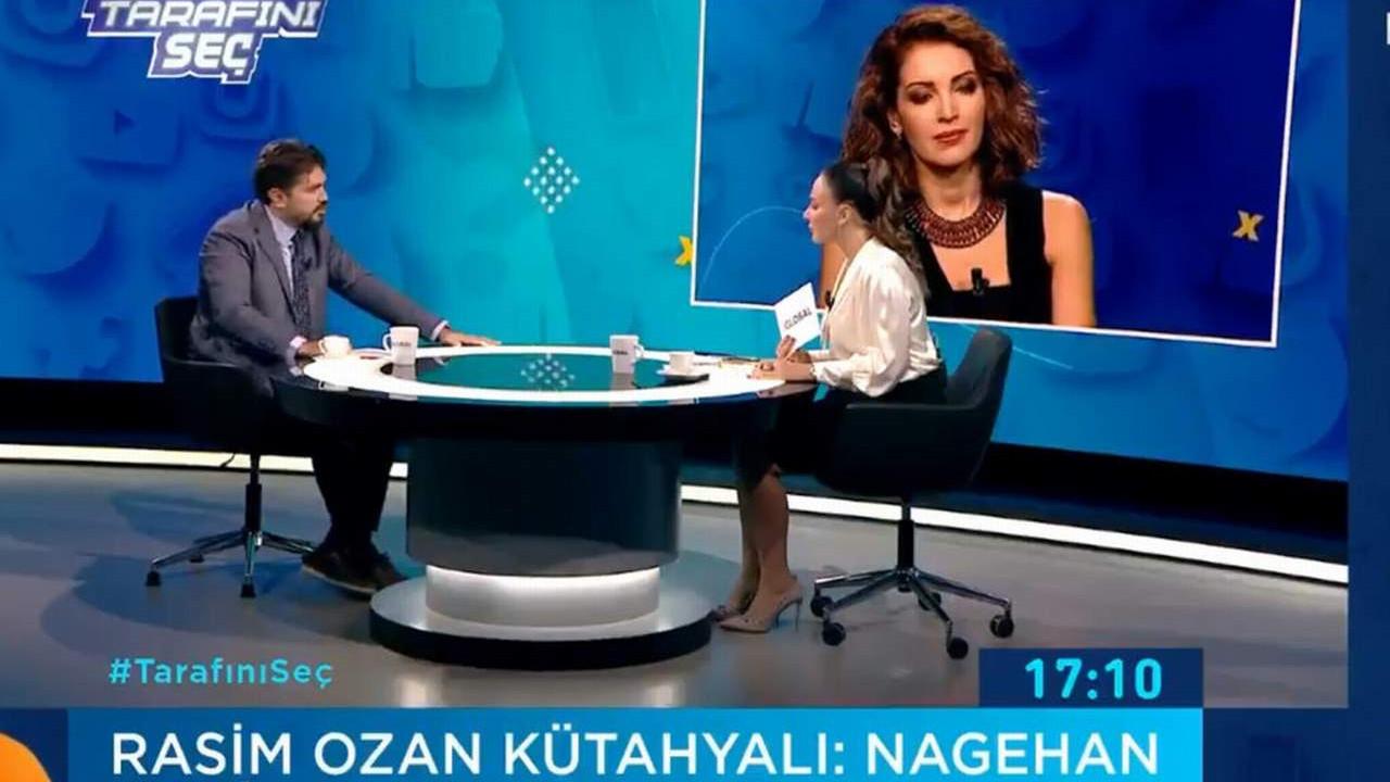 Rasim Ozan Kütahyalı: ''Nagehan Alçı beni evden kovdu''