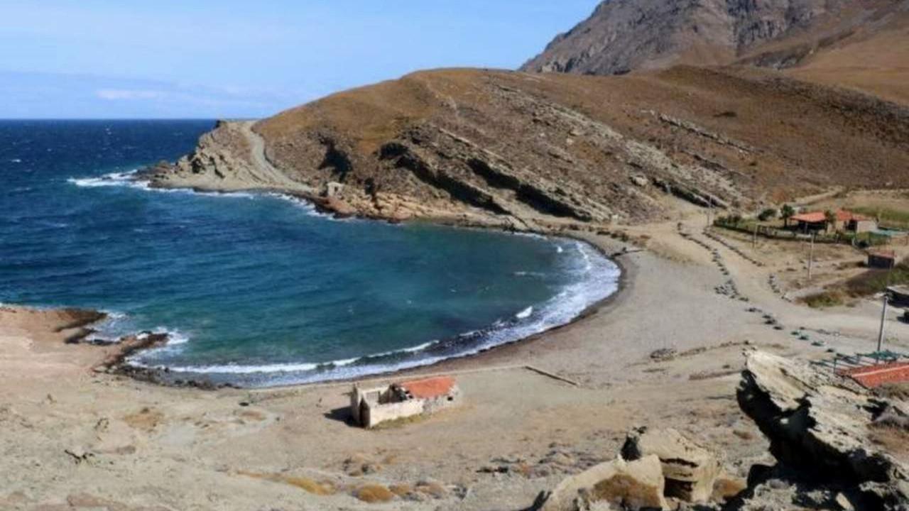 Türkiye'nin Çanakkale'deki gizli cenneti imara açılıyor