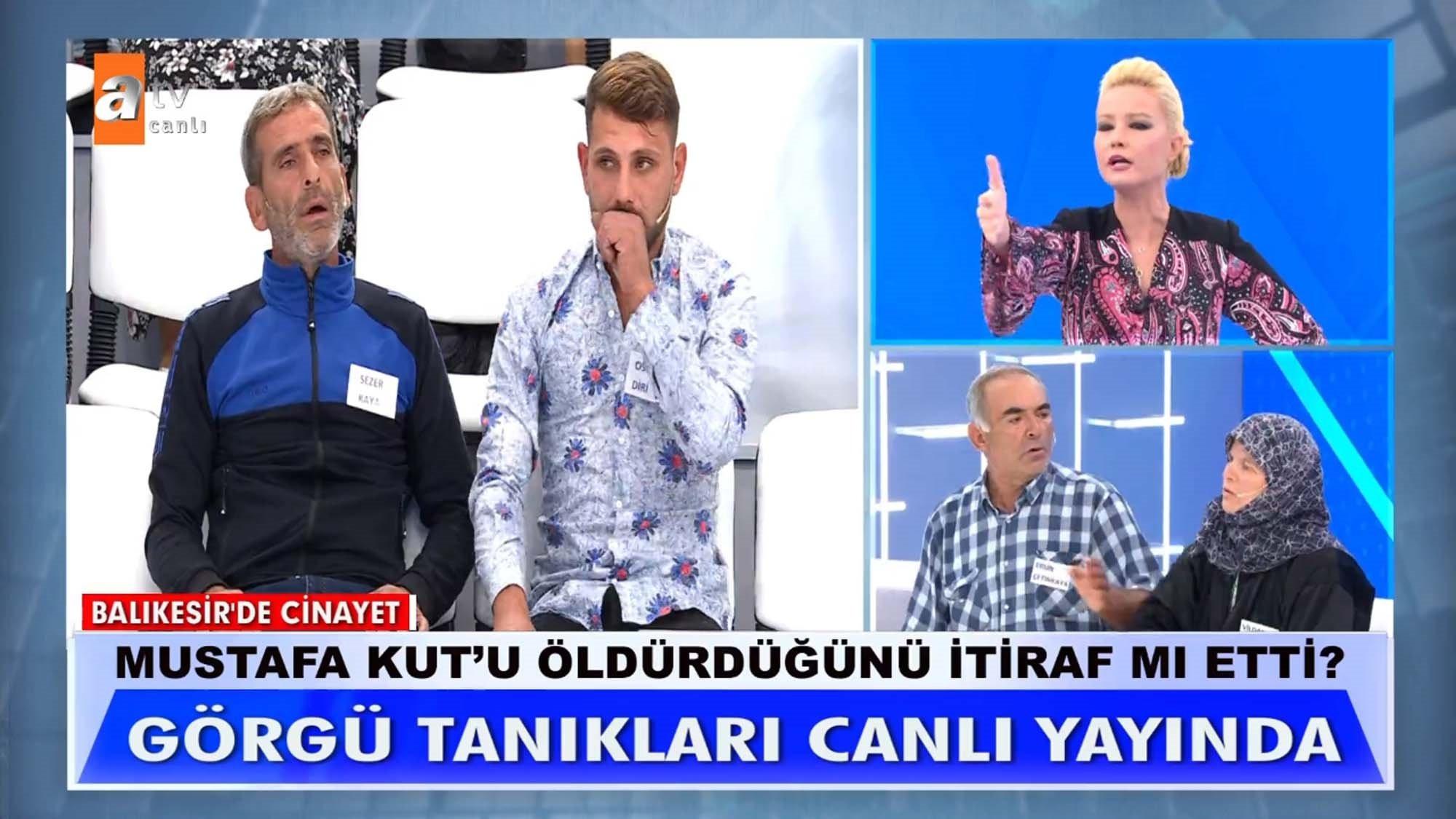 Müge Anlı'daki cinayet dosyasında şok iddia: ''Gece kadın kıyafeti giyip...''