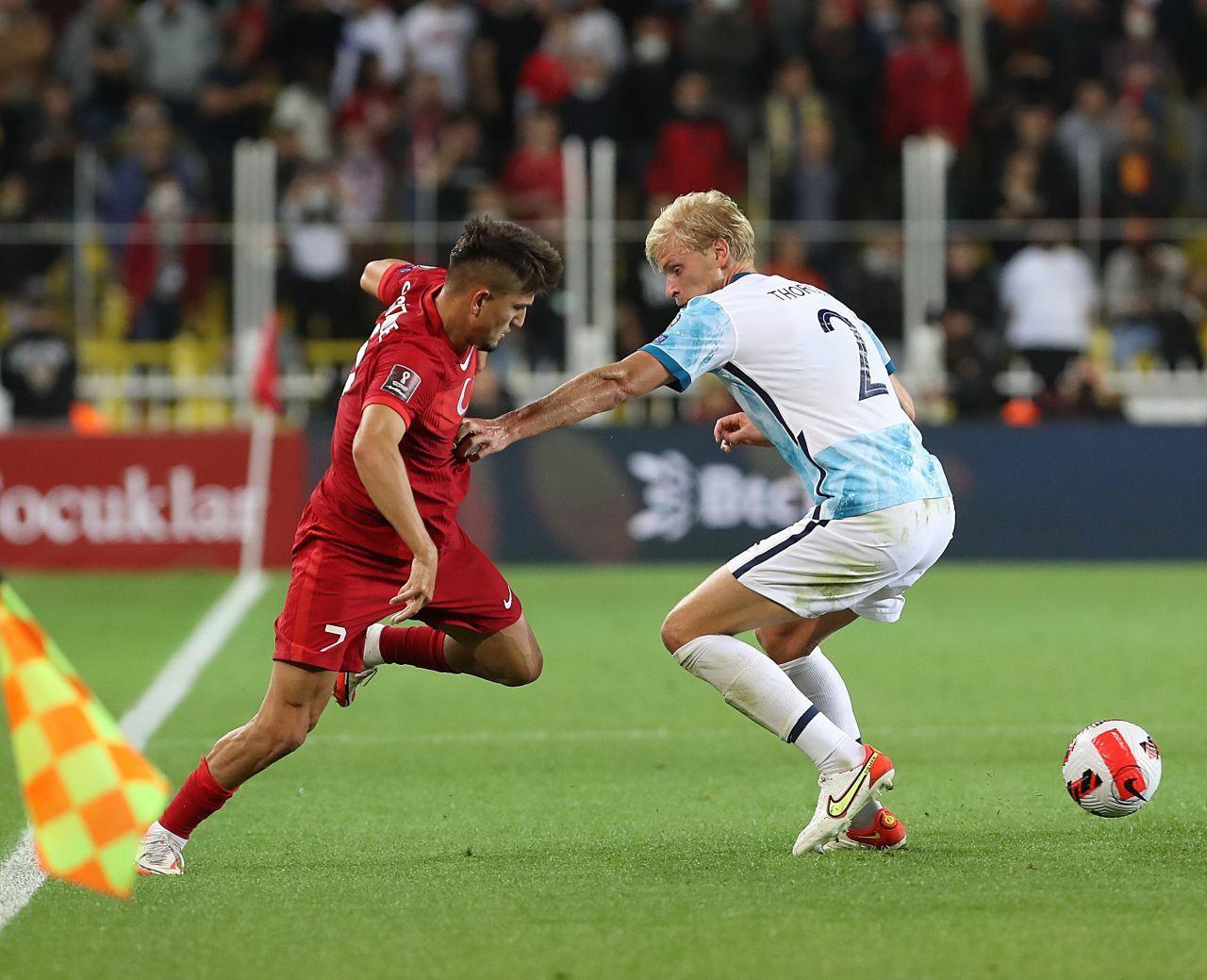 A Milli Futbol Takımı, Norveç ile berabere kaldı - Resim: 2