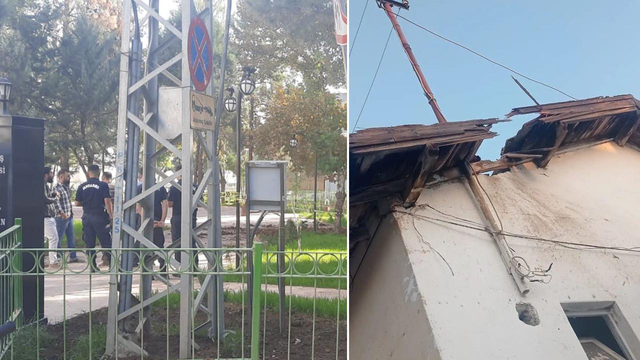 Gaziantep'e peş peşe havan saldırısı