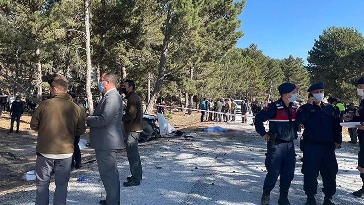 Kahreden kaza! Öğrenci servisi devrildi: Çok sayıda ölü var