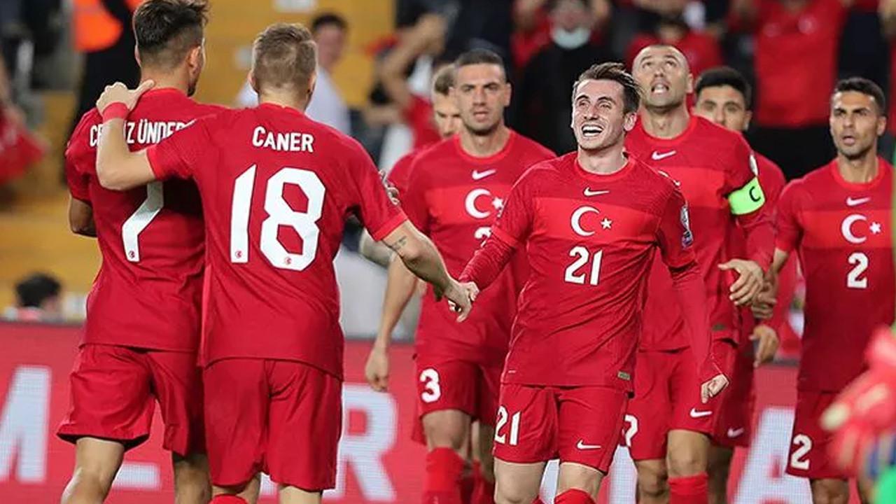Letonya - Türkiye maçı hangi kanalda yayınlanacak?