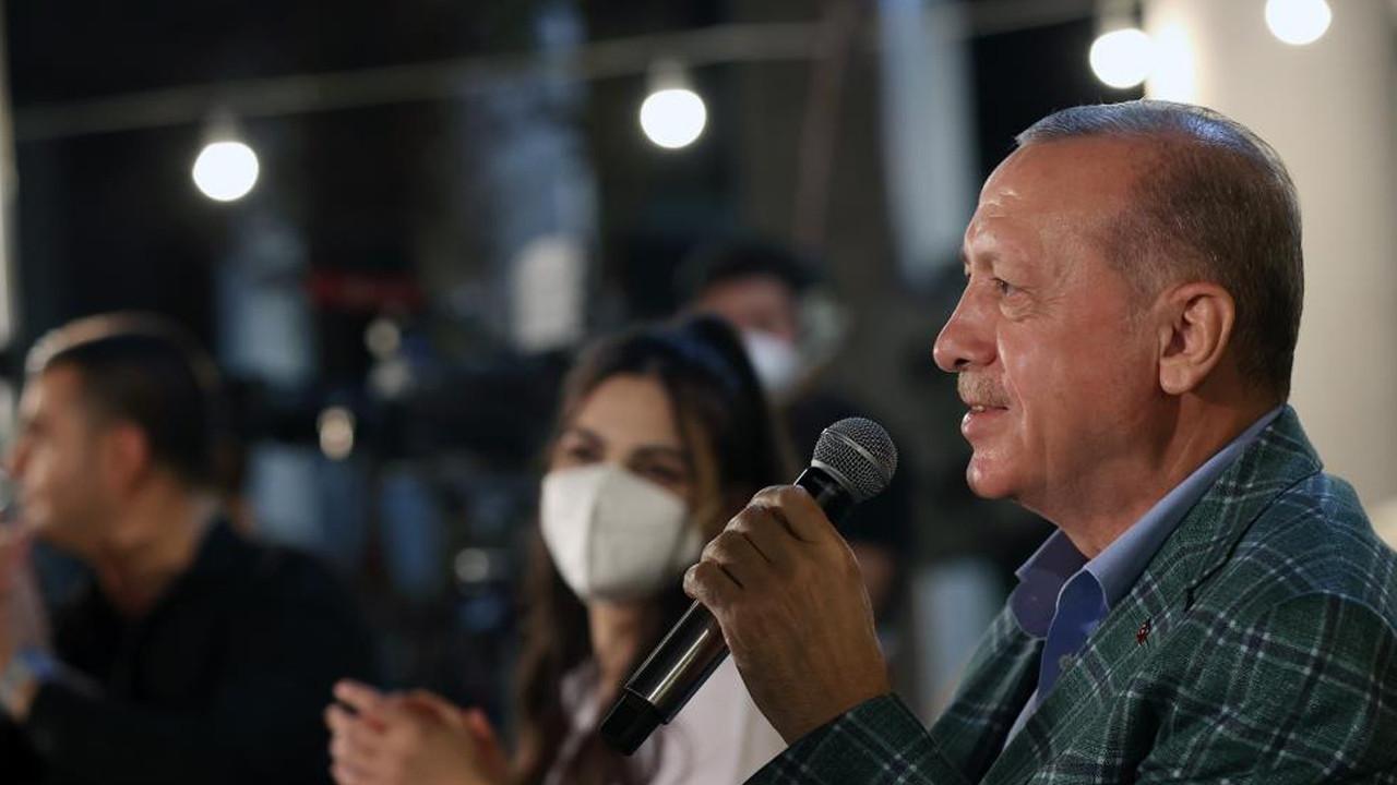 Cumhurbaşkanı Erdoğan: ''Bir daha bizi içeri mi sokacaksınız?''