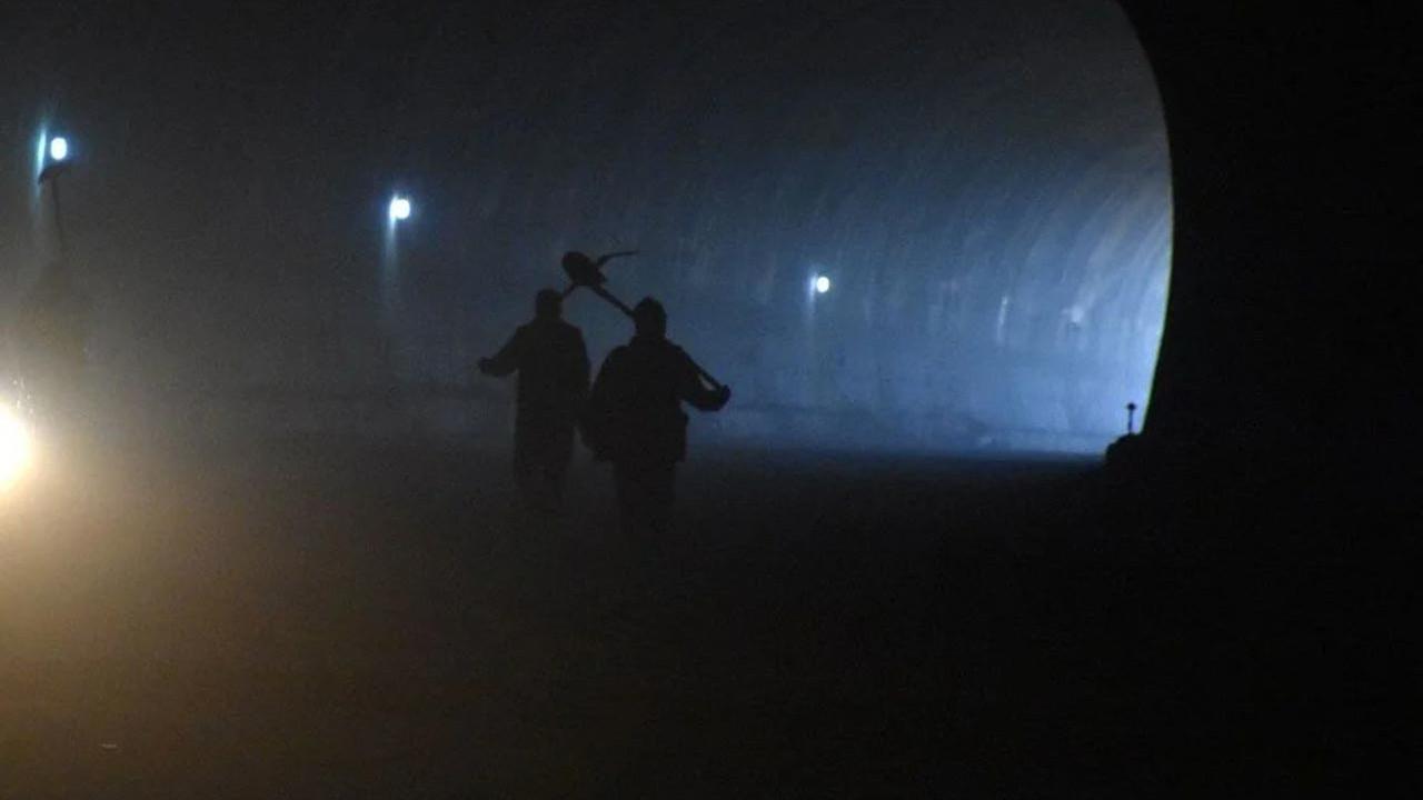 Karadeniz'i Akdeniz'e bağlayacak: Tünelin ucundaki ışığa son 250 metre