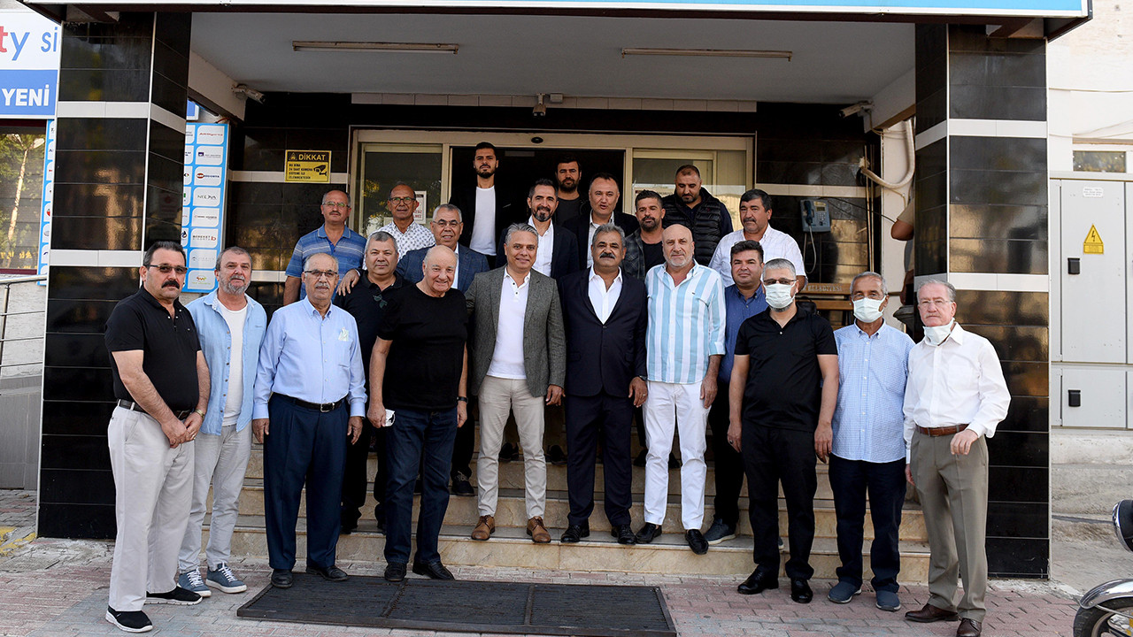 Muratpaşa'da Akdeniz'in geleceği konuşulacak
