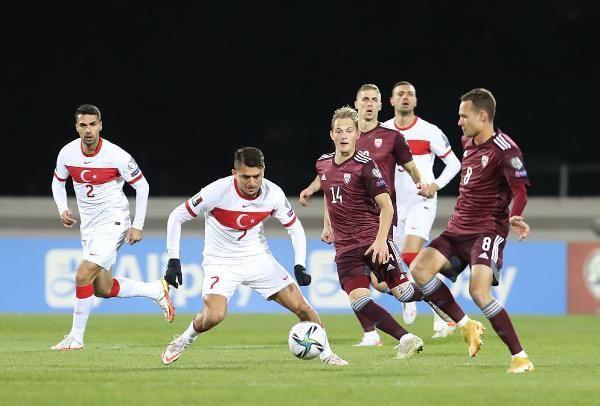 A Milli Takımımız, Letonya'yı son saniyede yıktı - Resim: 2
