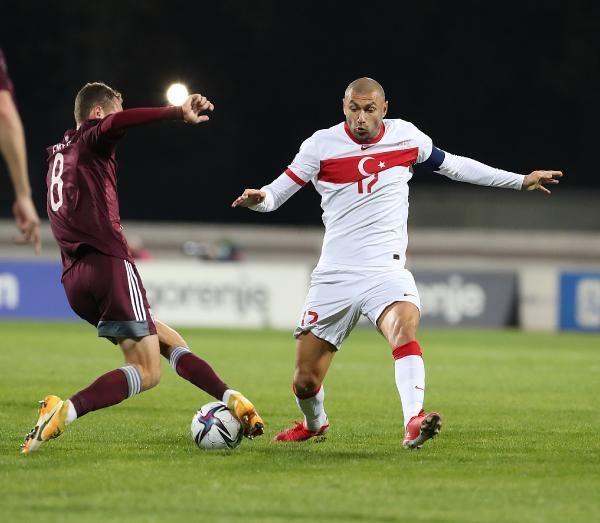 A Milli Takımımız, Letonya'yı son saniyede yıktı - Resim: 3
