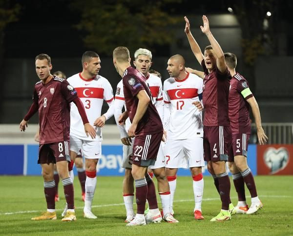 A Milli Takımımız, Letonya'yı son saniyede yıktı - Resim: 4