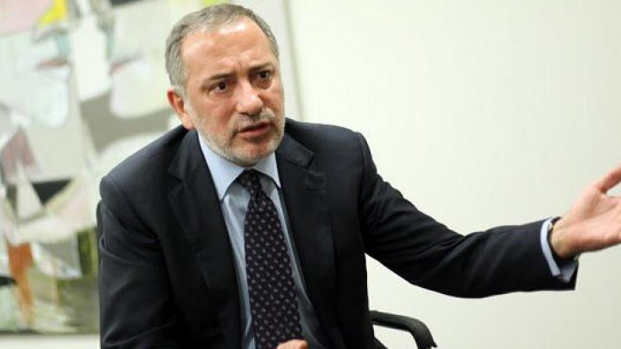 Tamer Karadağlı'nın 'Nihal Yalçın' açıklamalarına Fatih Altaylı'dan tepki