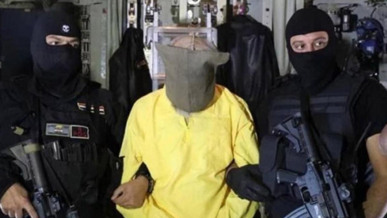 DEAŞ'ın üst düzey ismi Türkiye'de böyle yakalandı