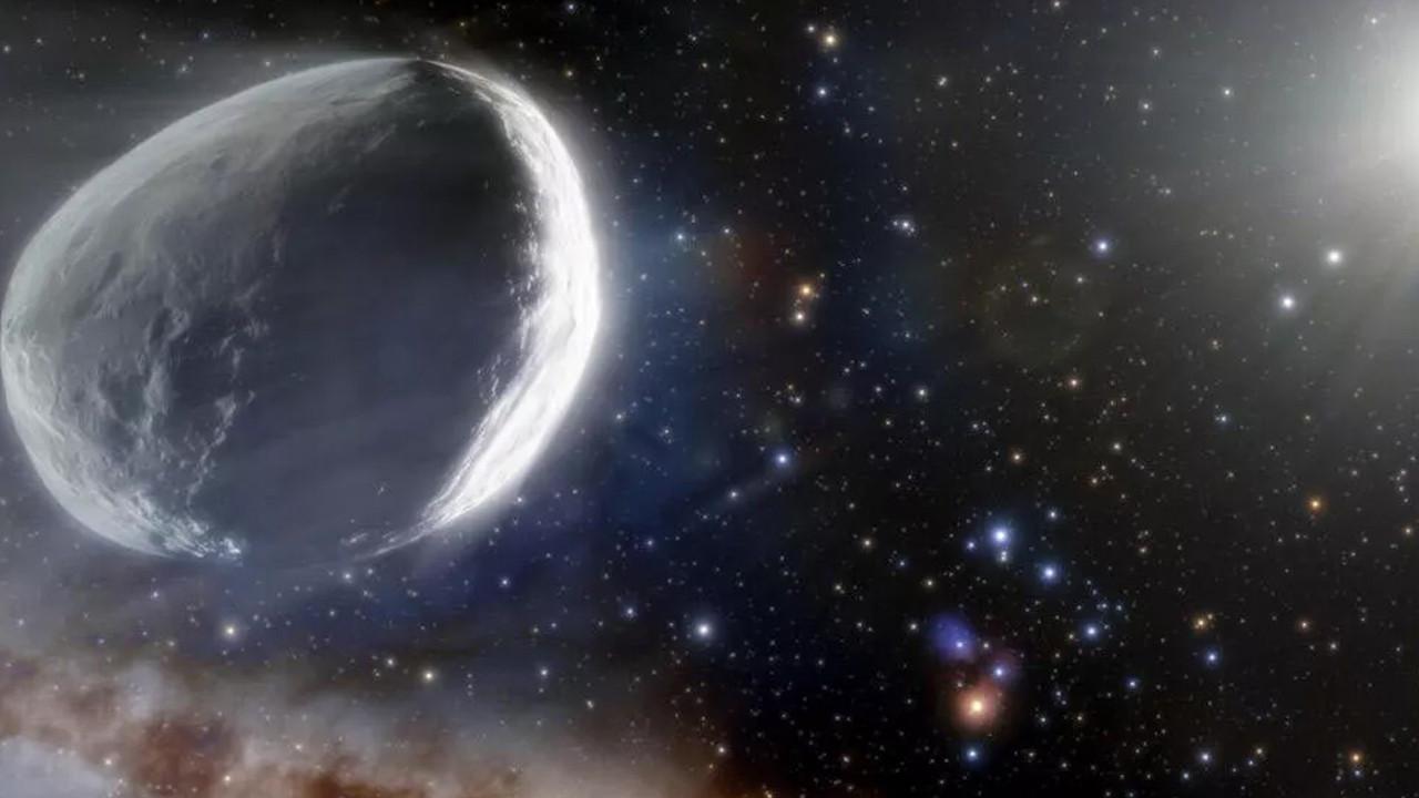 İnsanlık tarihinin en büyüğü... Bilim insanları açıkladı: Dünya'ya doğru geliyor
