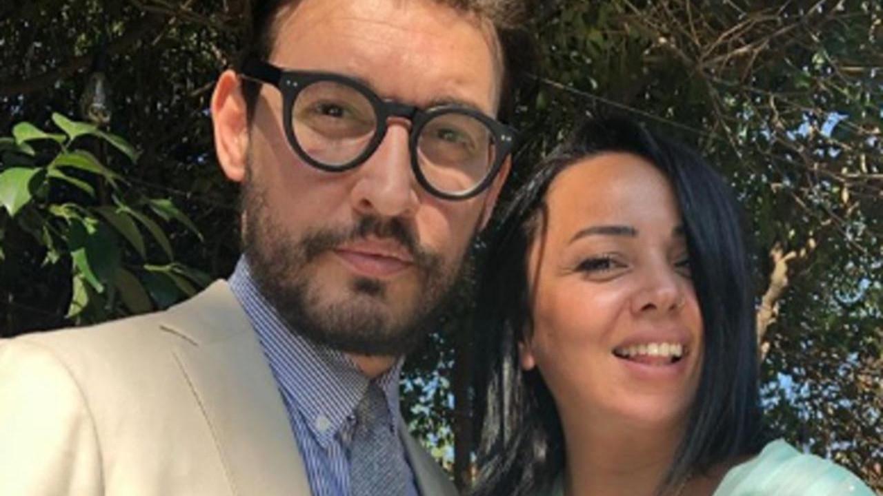 Danilo Zanna'ya ayrılık kararı aldığı eşinden olay gönderme
