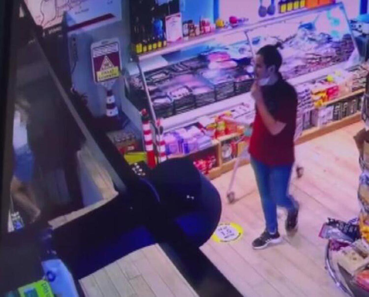 Markette alışveriş yaparken hayatının şokunu yaşadı - Resim: 2
