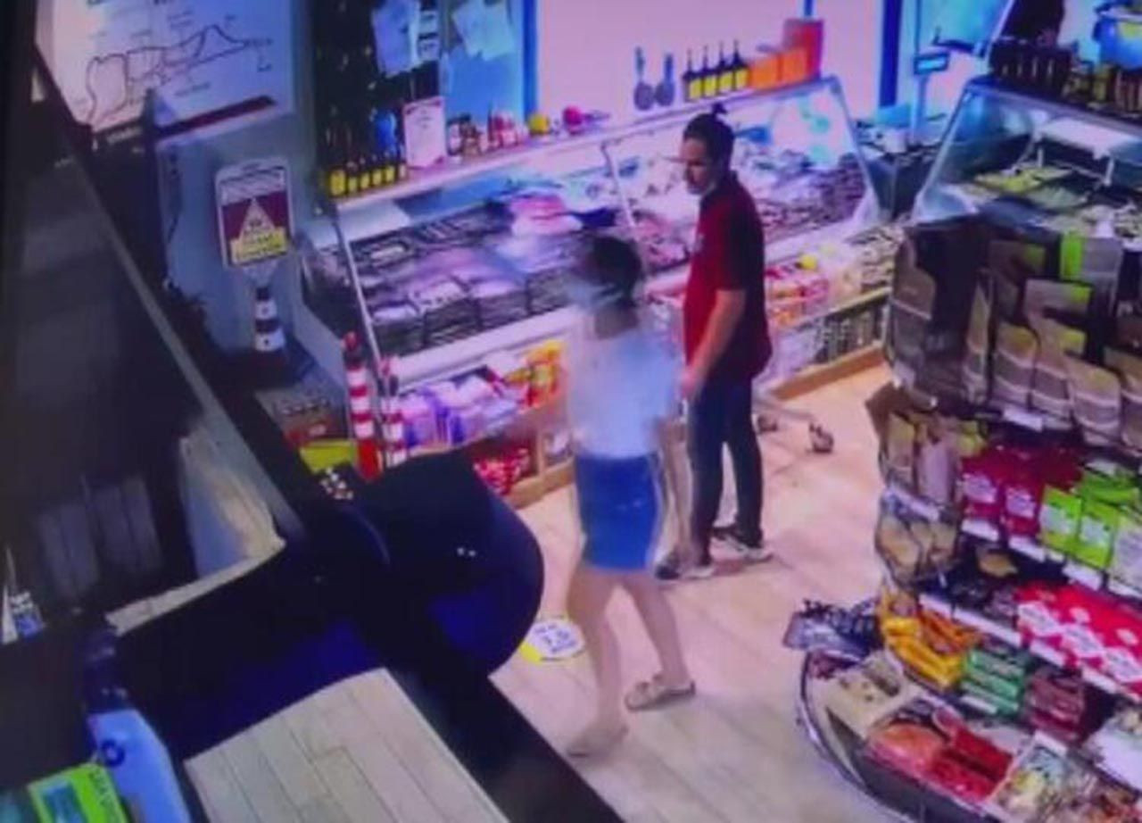 Markette alışveriş yaparken hayatının şokunu yaşadı - Resim: 4