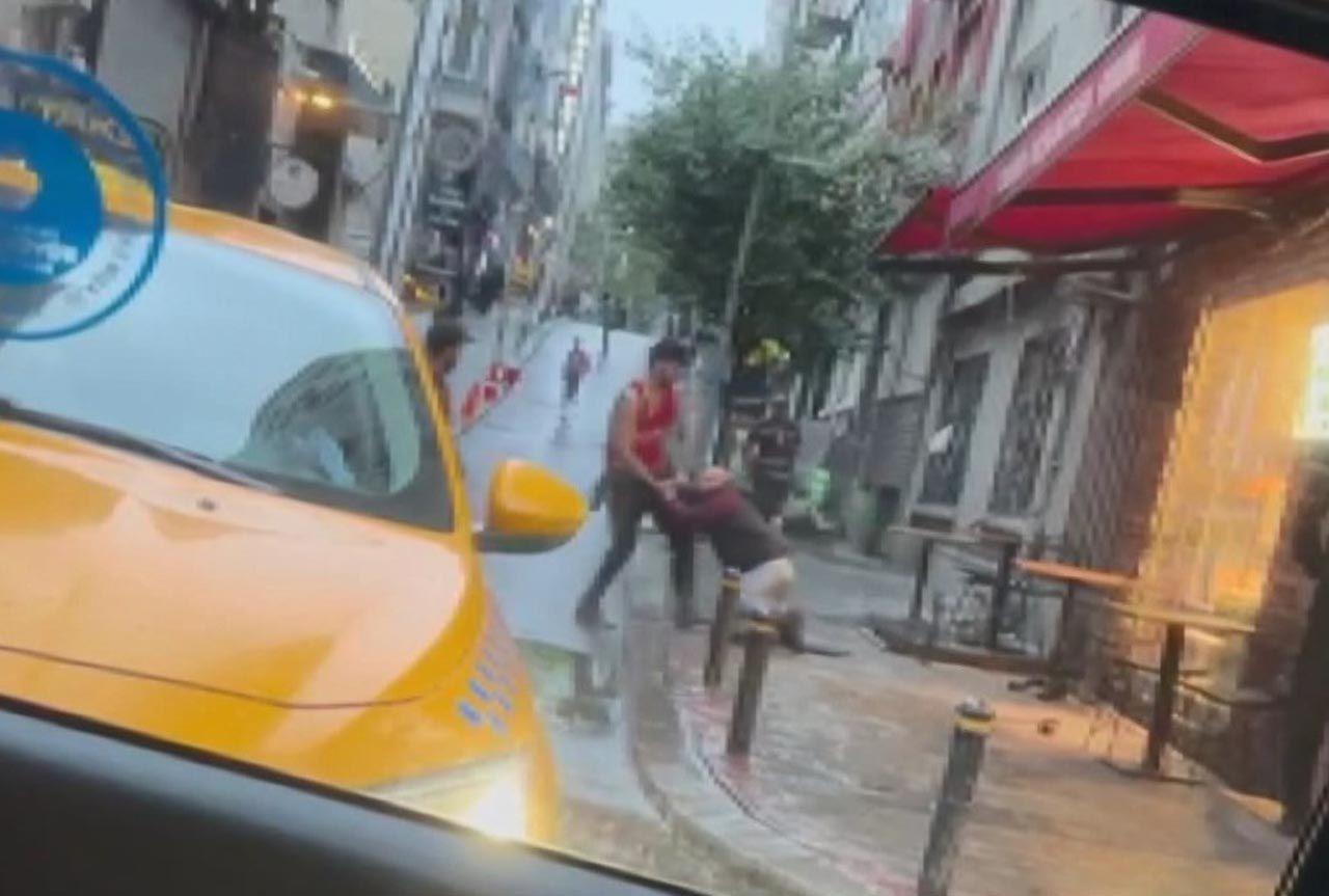 Yer: İstanbul... Amerikalı turistten otel çalışanına dayak! - Resim: 2
