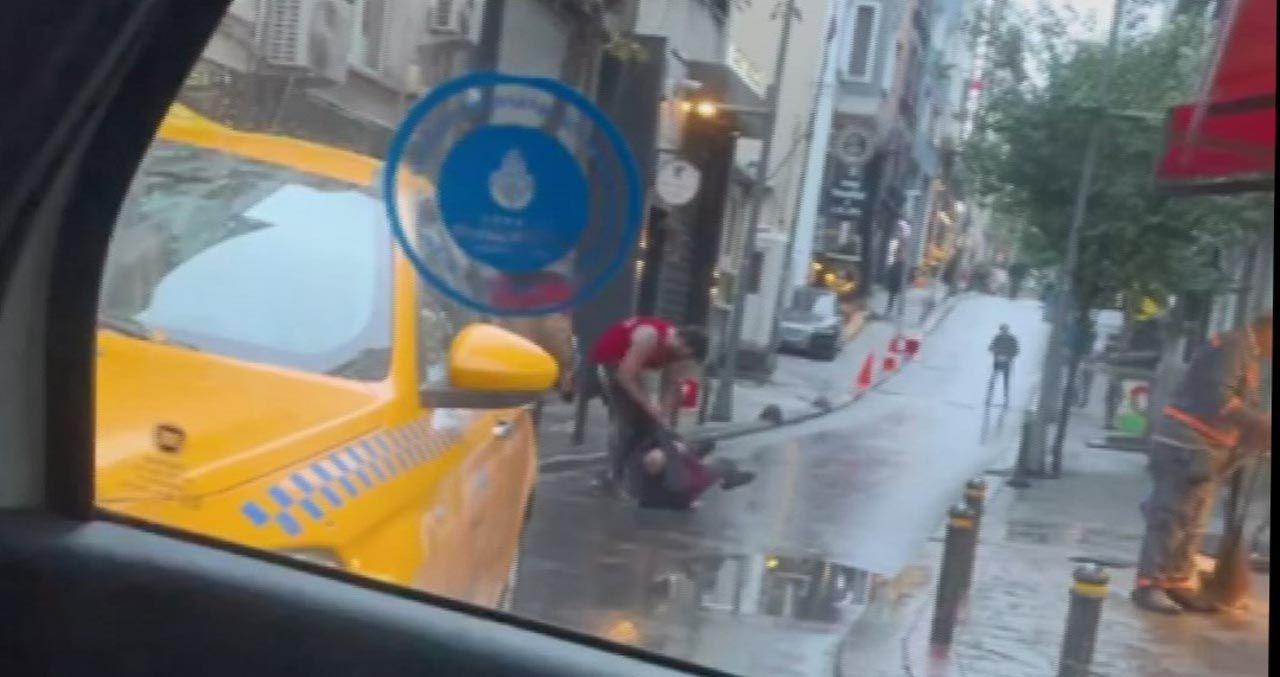 Yer: İstanbul... Amerikalı turistten otel çalışanına dayak! - Resim: 4