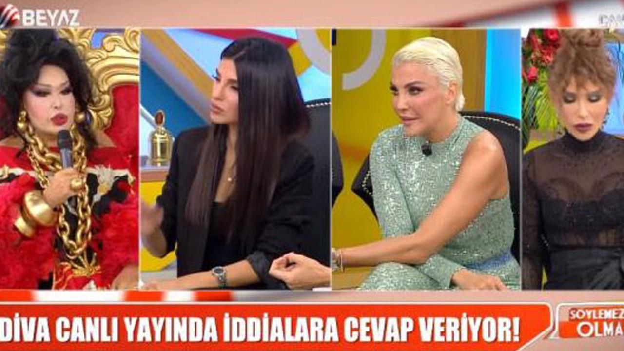 ''Seni Diva değil 'Divan' yaparlar!! demişti: Bülent Ersoy'dan Mustafa Keser'e olay yanıt