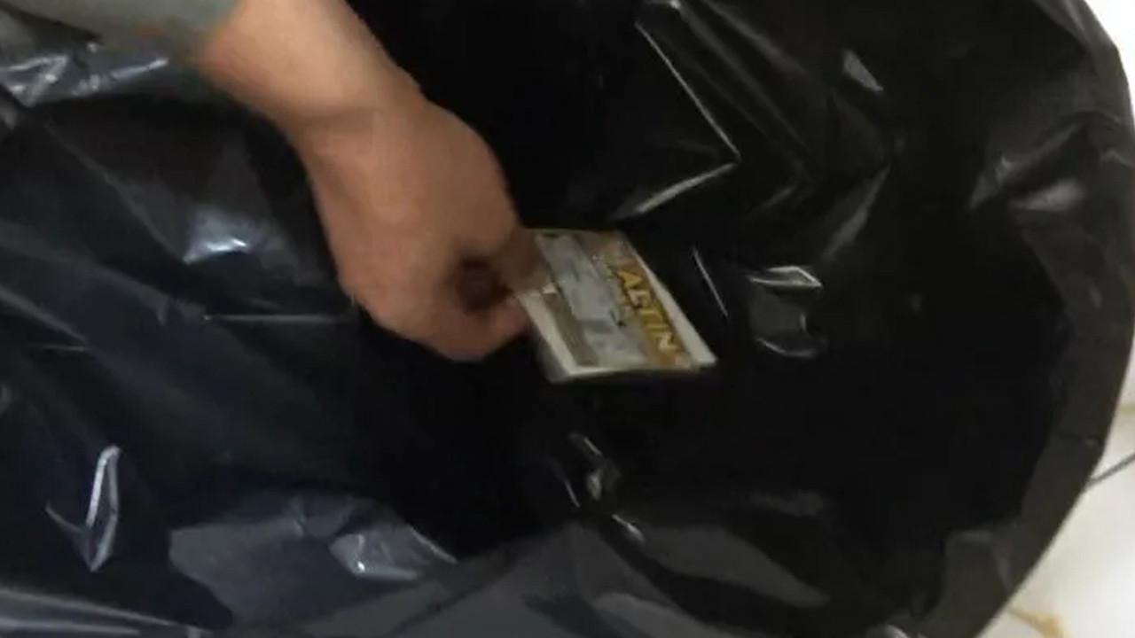 Çöpten aldığı kazı-kazandan 200 bin lira çıktı