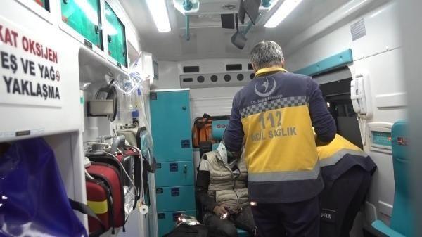 Kırıkkale'de feci kaza: 3'ü ağır 4 yaralı - Resim: 4