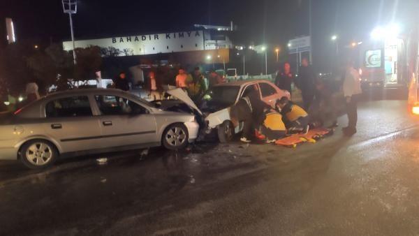 Kırıkkale'de feci kaza: 3'ü ağır 4 yaralı - Resim: 2