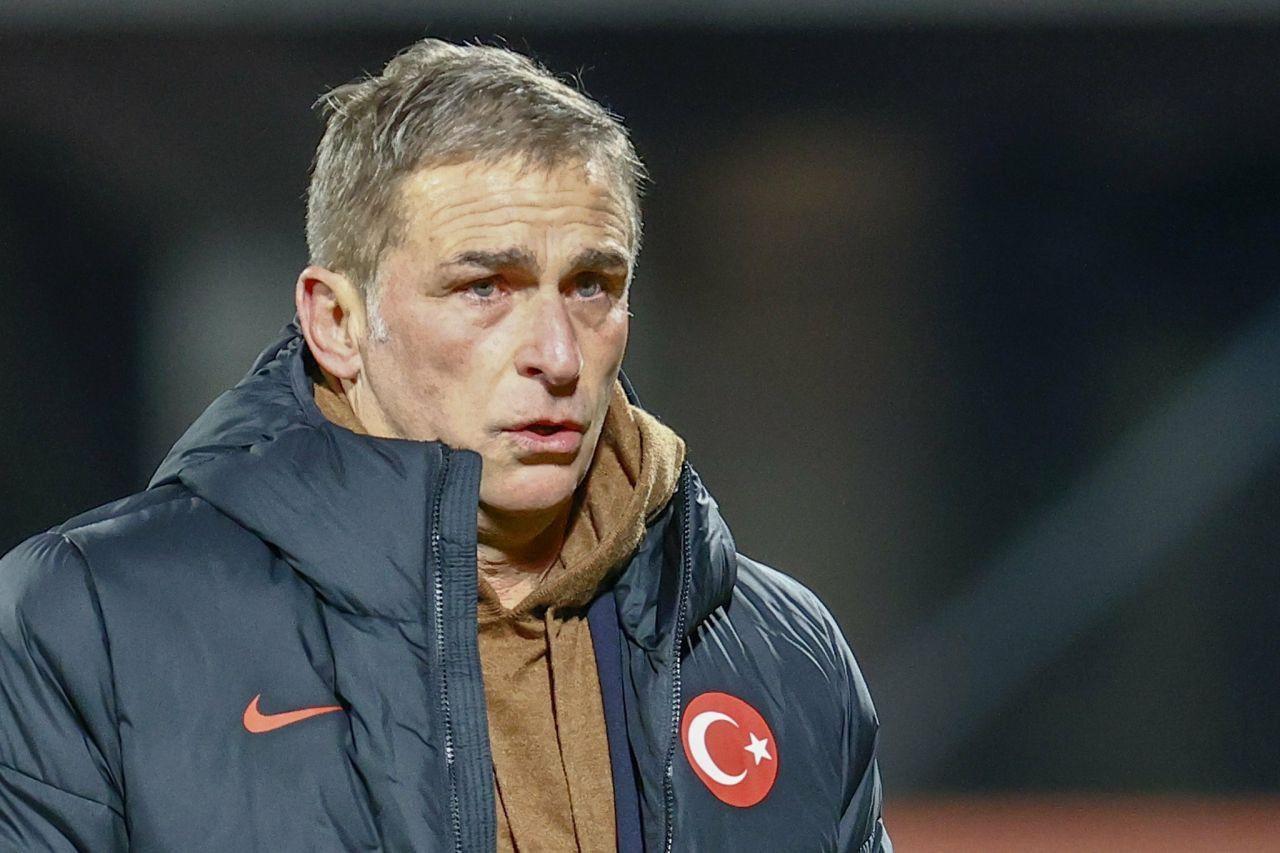 Stefan Kuntz'un Letonya maçı sonrası neden ağladığı ortaya çıktı - Resim: 2