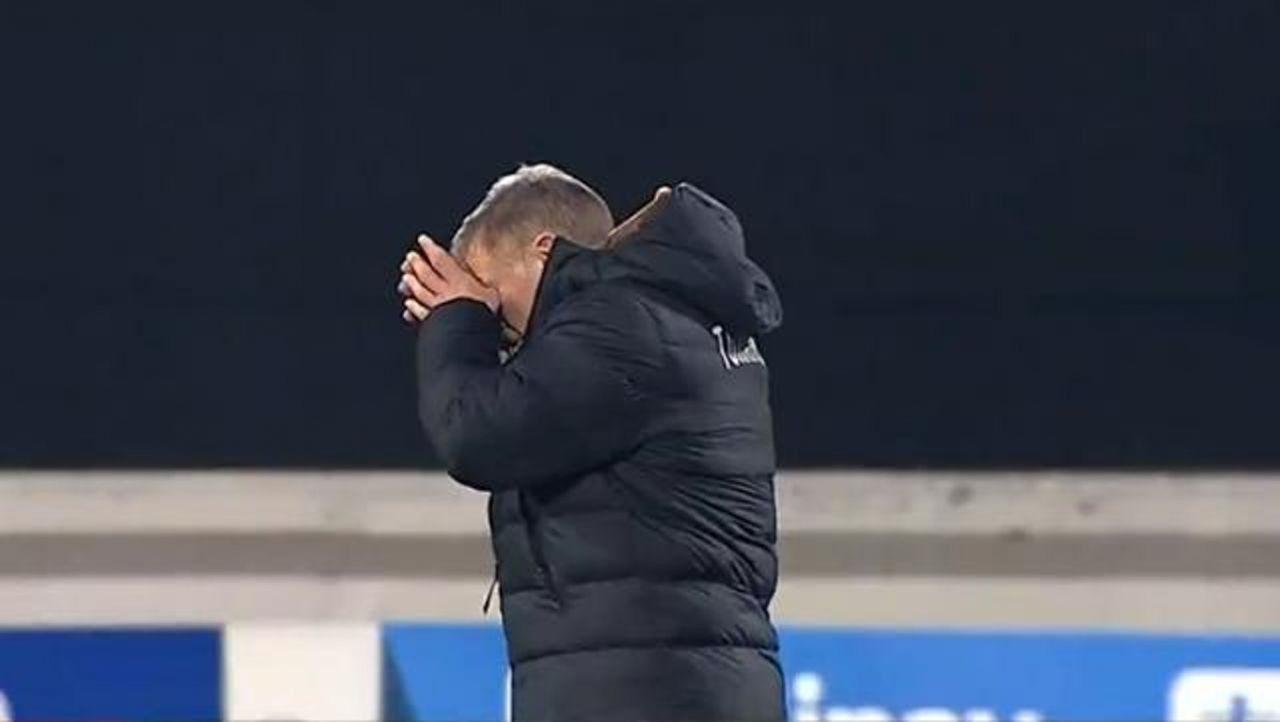 Stefan Kuntz'un Letonya maçı sonrası neden ağladığı ortaya çıktı - Resim: 1