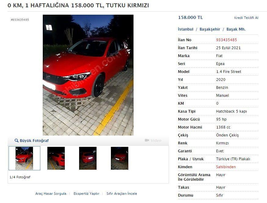 Otomobil yatırım aracına dönüştü: Aylar önce aldıkları sıfır kilometre araçları satıyorlar - Resim: 3