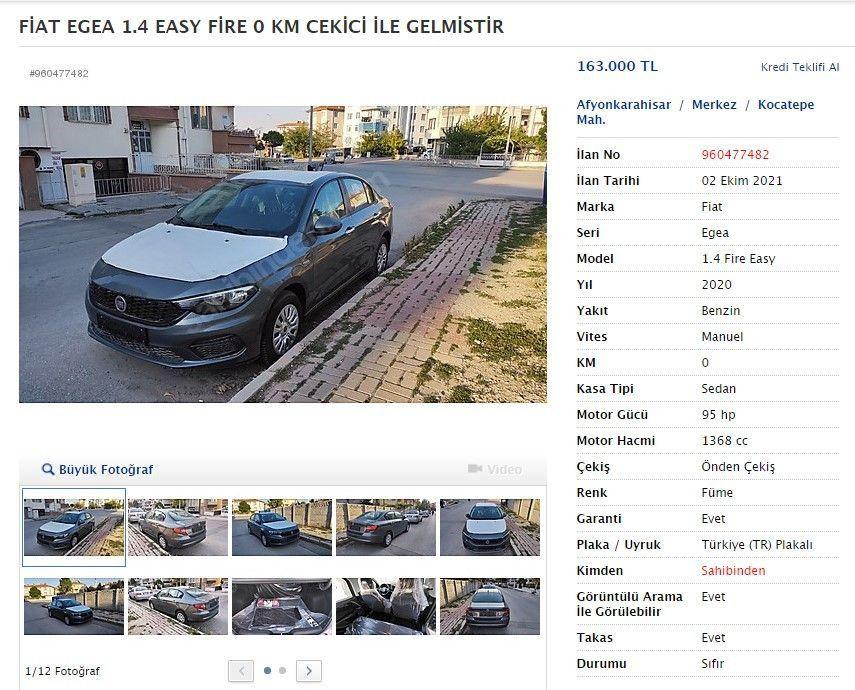Otomobil yatırım aracına dönüştü: Aylar önce aldıkları sıfır kilometre araçları satıyorlar - Resim: 4