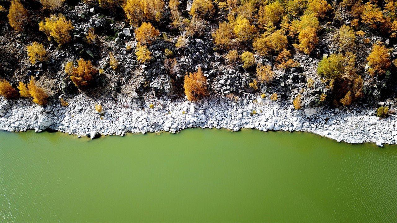 Türkiye'nin cenneti böyle görüntülendi... Kartpostal gibi inanılmaz görüntüler! - Resim: 3