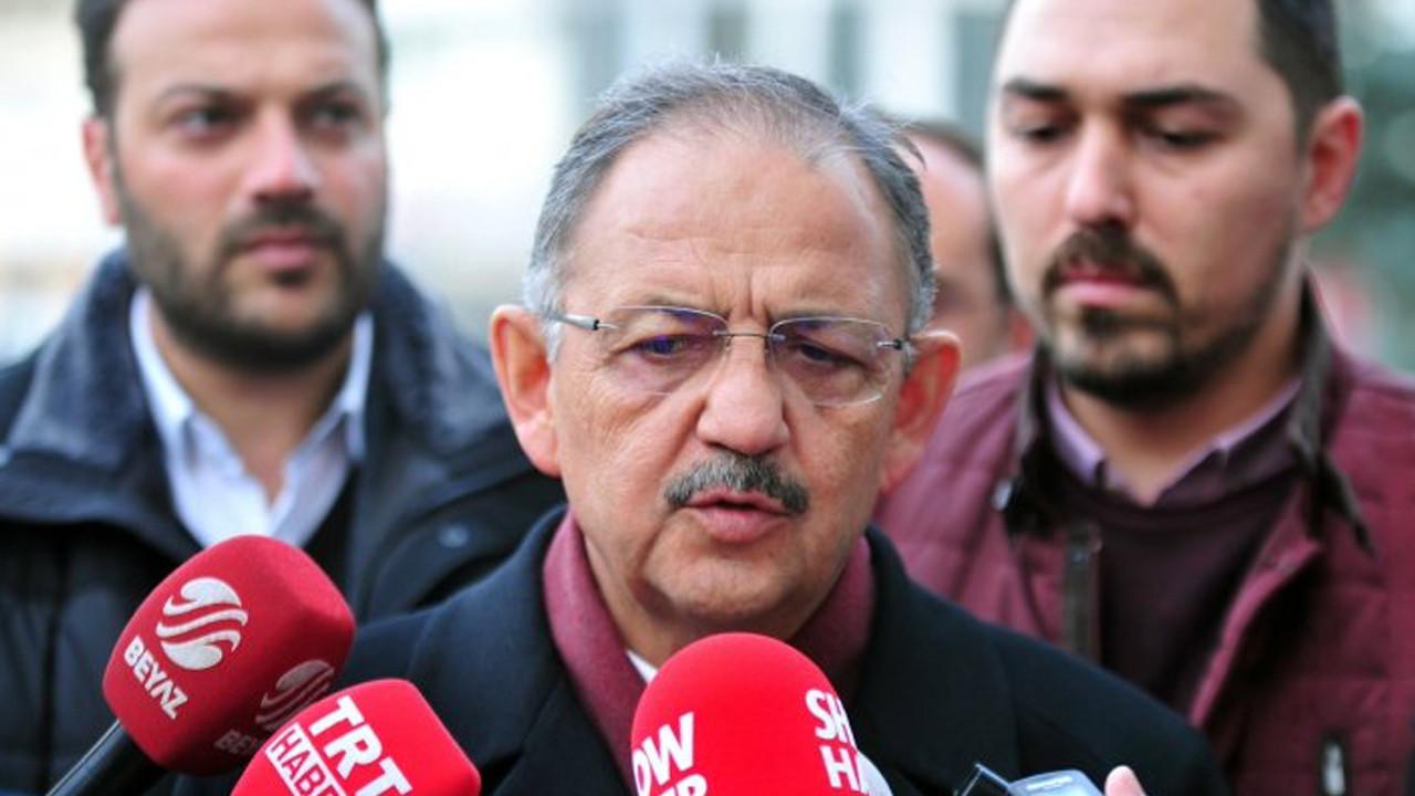 AK Parti Genel Başkan Yardımcısı Özhaseki: Asla iktidarı bırakmamak lazım