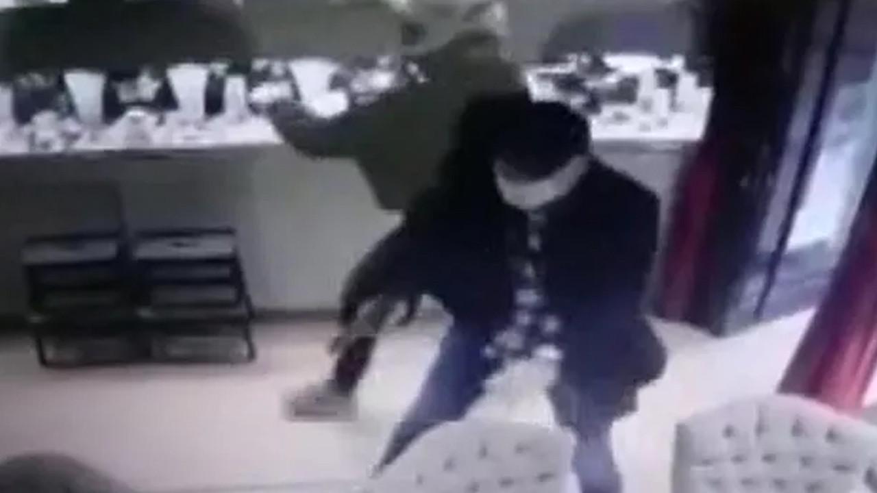 Nişantaşı'nda silahlı soygun: Böyle yakalandılar