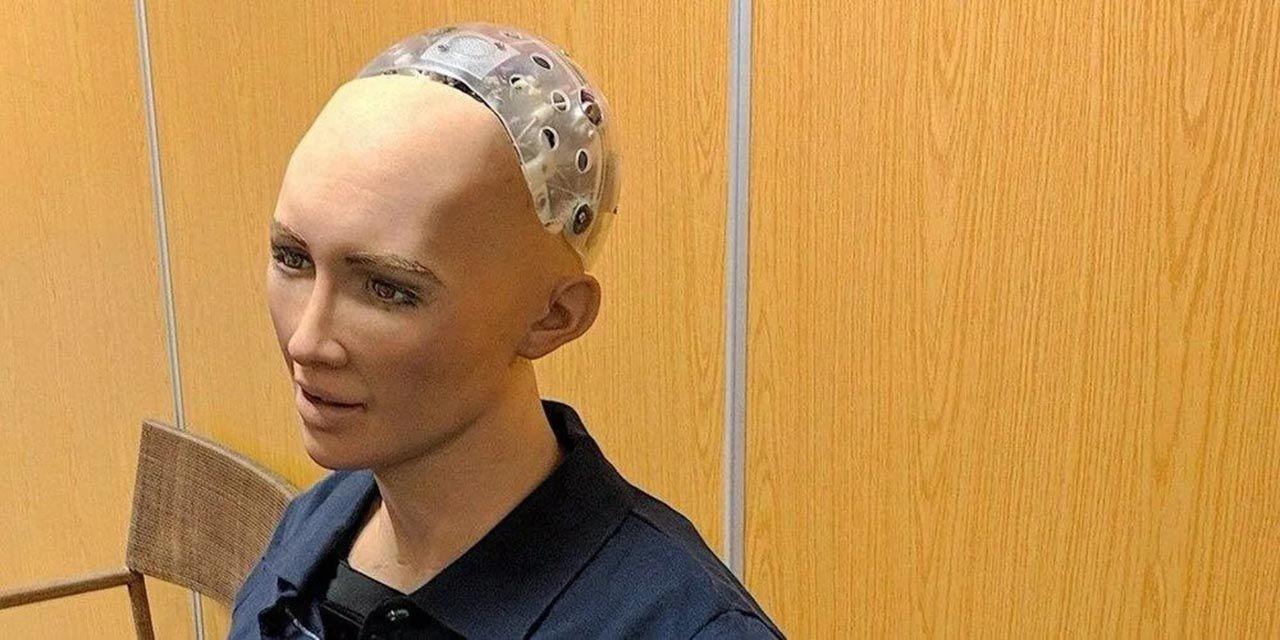 İnsansı robot Sophia anne olmak istiyor - Resim: 3