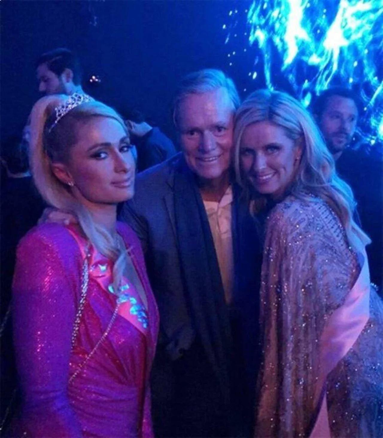 Paris Hilton'un bekarlığa veda partisi bitmek bilmiyor - Resim: 4