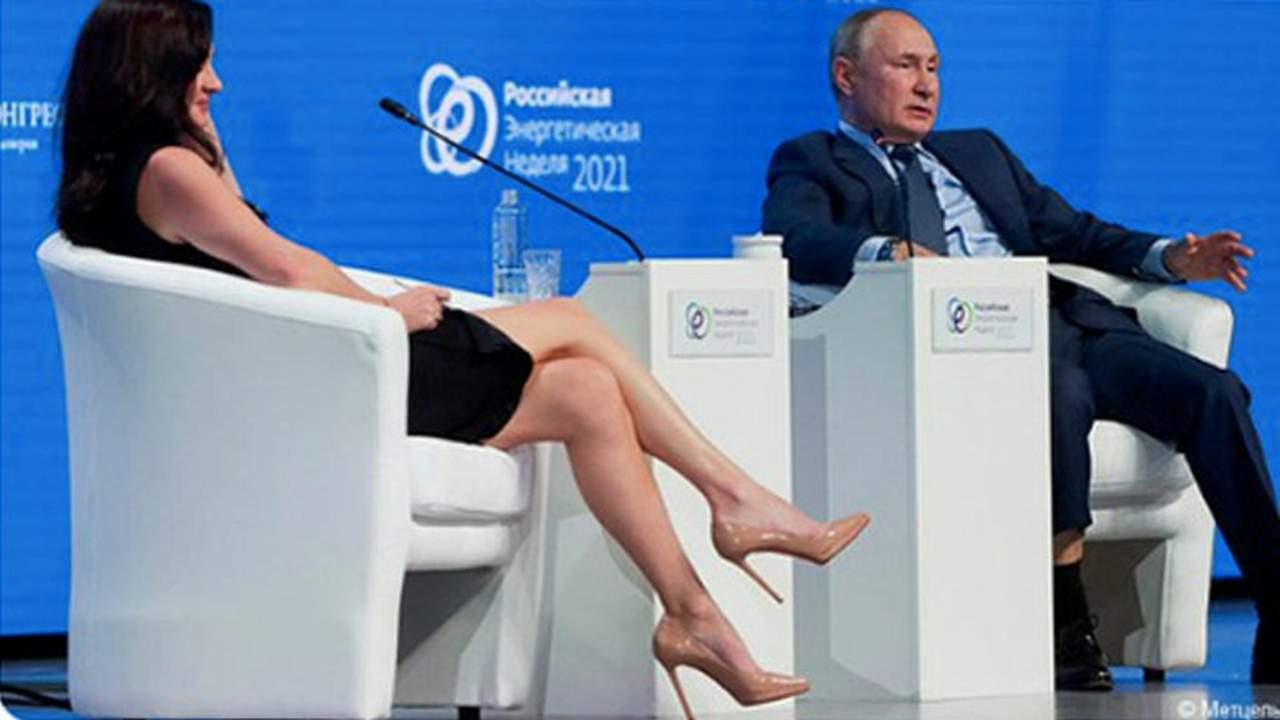 Putin'e soruldu: ''84 yaşına kadar kalacak mısınız ?'' İşte Putin'in yanıtı