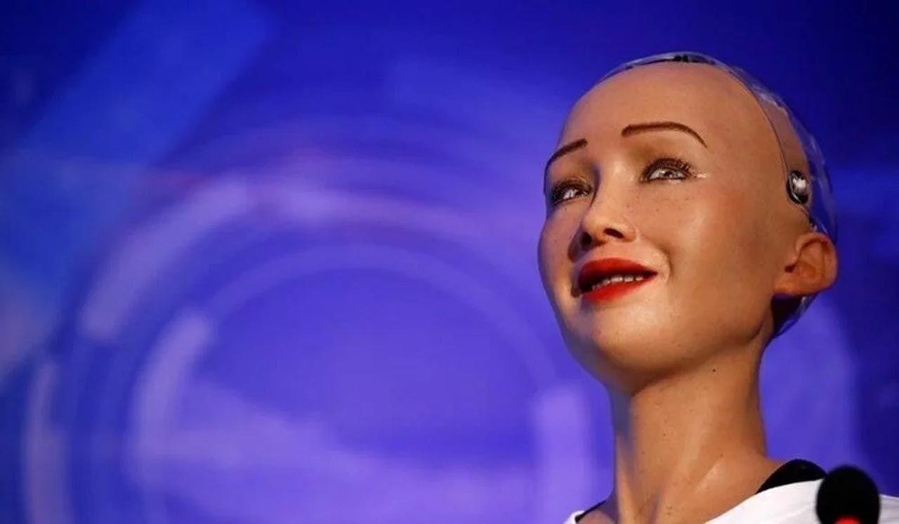 İnsansı robot Sophia anne olmak istiyor - Resim: 2