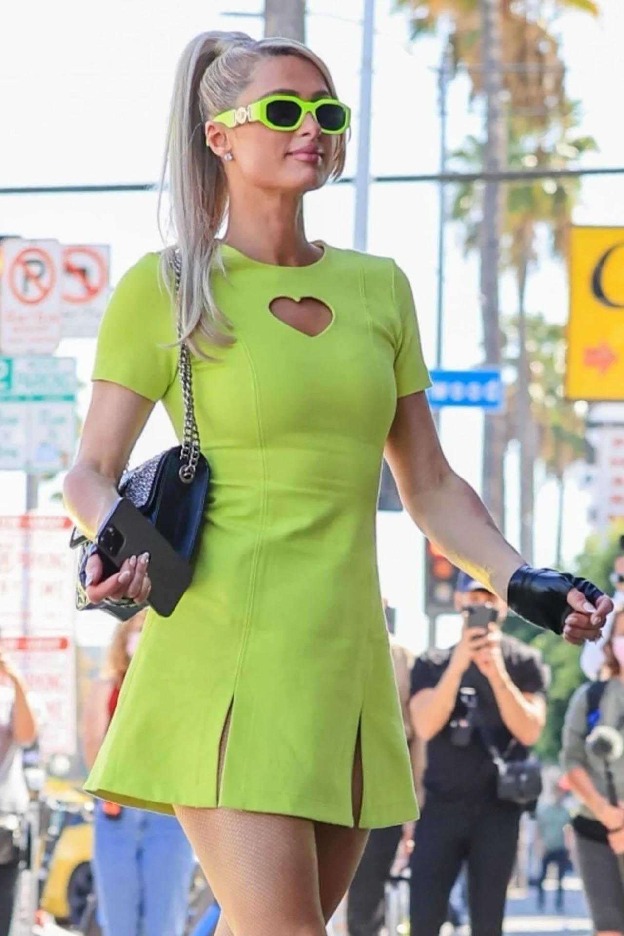 Paris Hilton'un bekarlığa veda partisi bitmek bilmiyor - Resim: 1