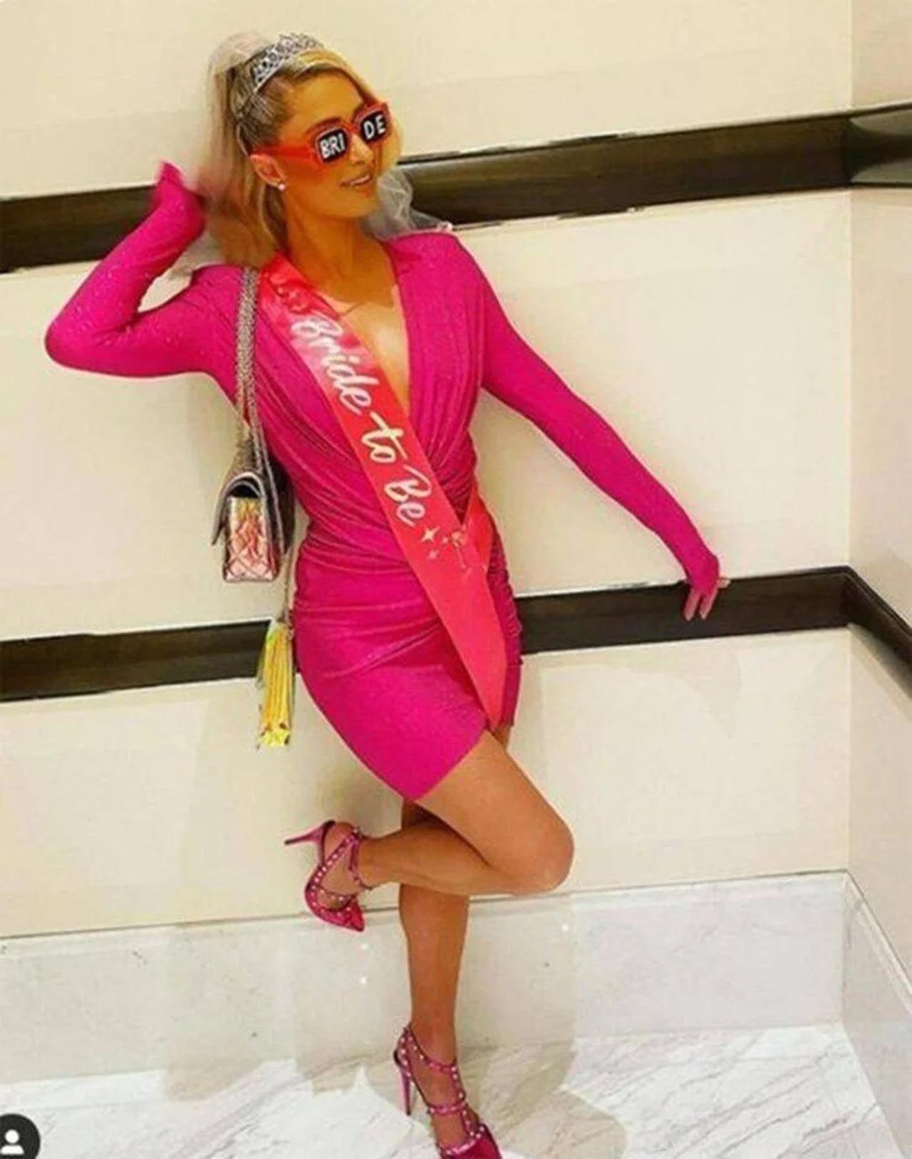 Paris Hilton'un bekarlığa veda partisi bitmek bilmiyor - Resim: 3
