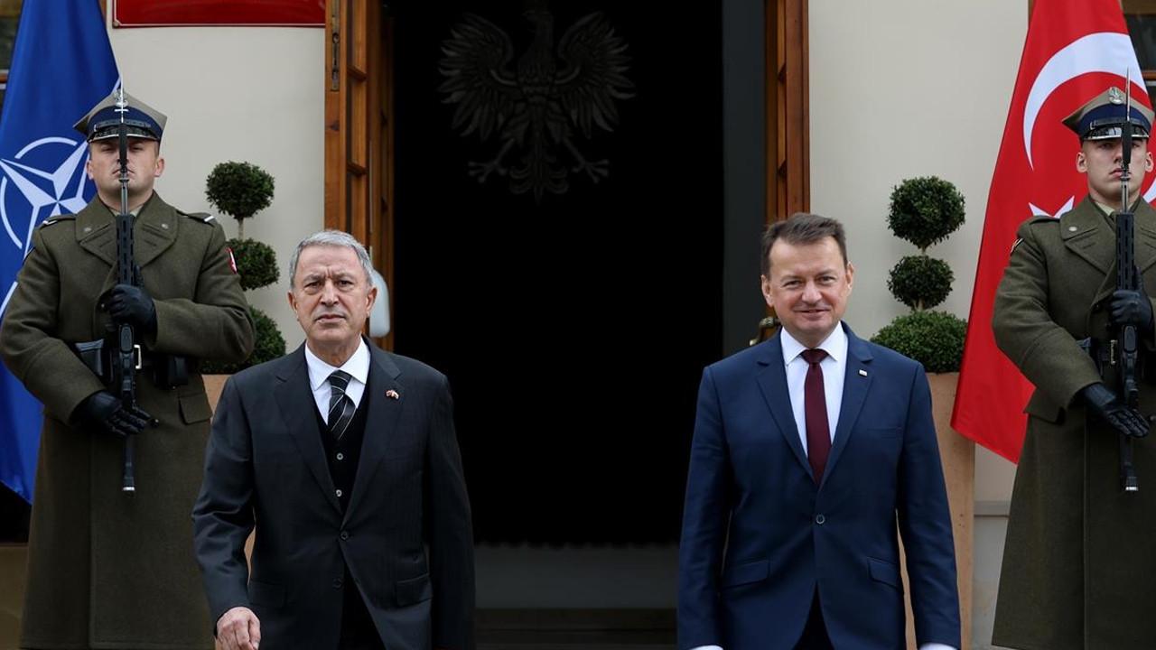 Polonya, Türkiye'den silah sistemi alacak