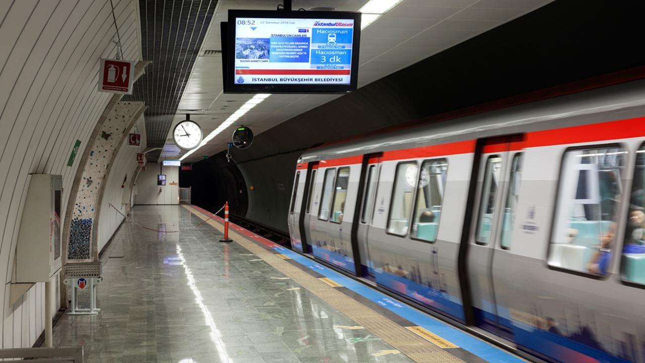 İstanbullulara büyük müjde! Metrolarda ücretsiz internet dönemi başladı