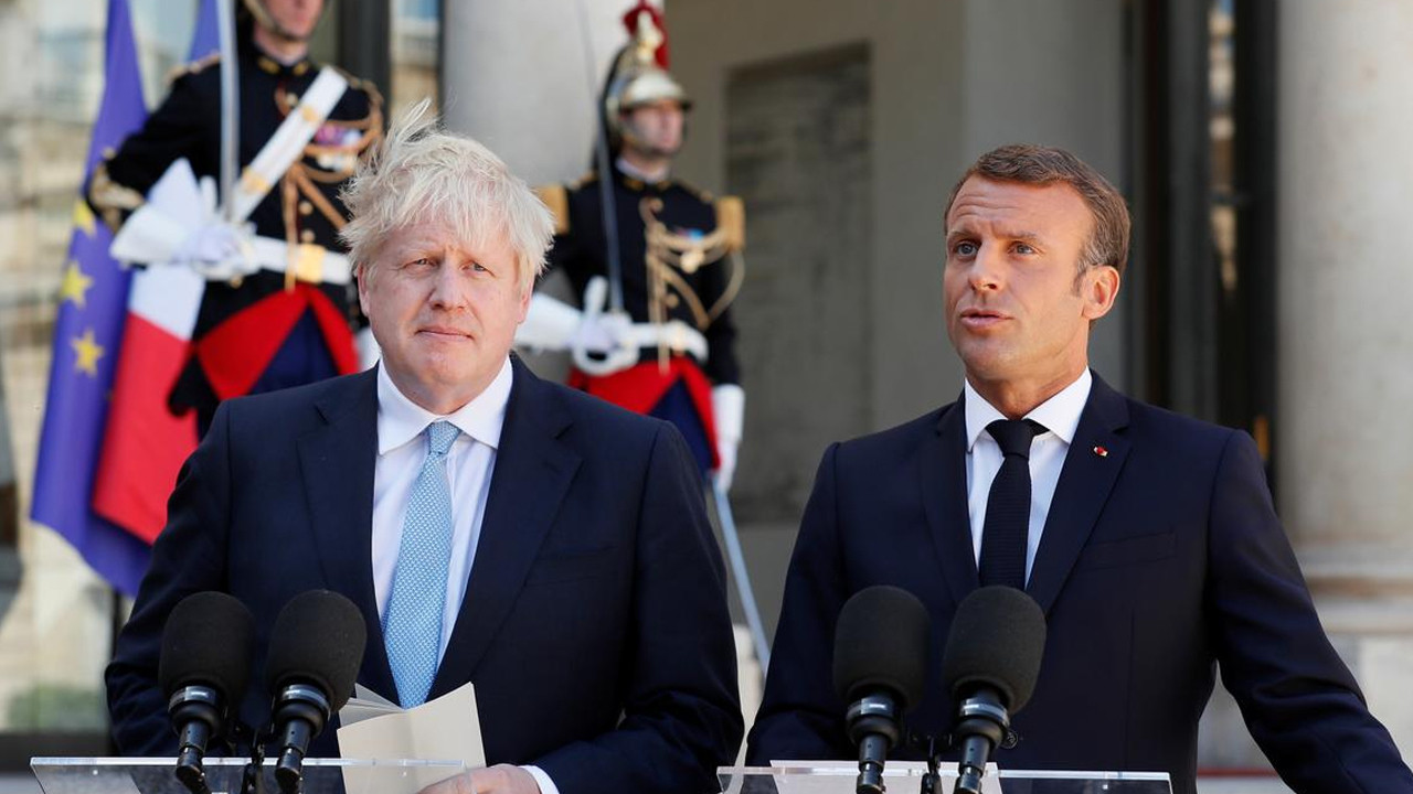 Fransa'dan İngiltere'ye ''misilleme'' tehdidi