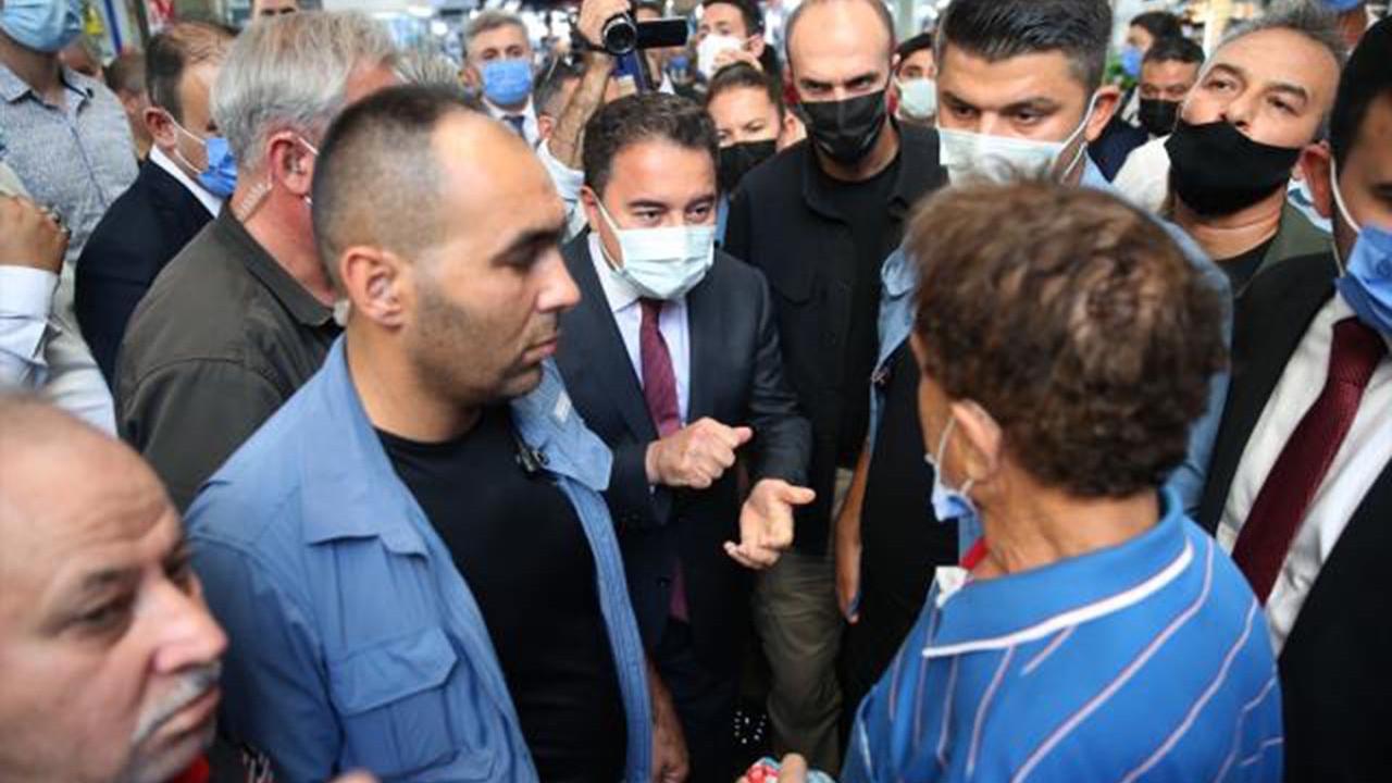 Ali Babacan'a ''Erdoğan'a yanlış yaptınız'' tepkisi