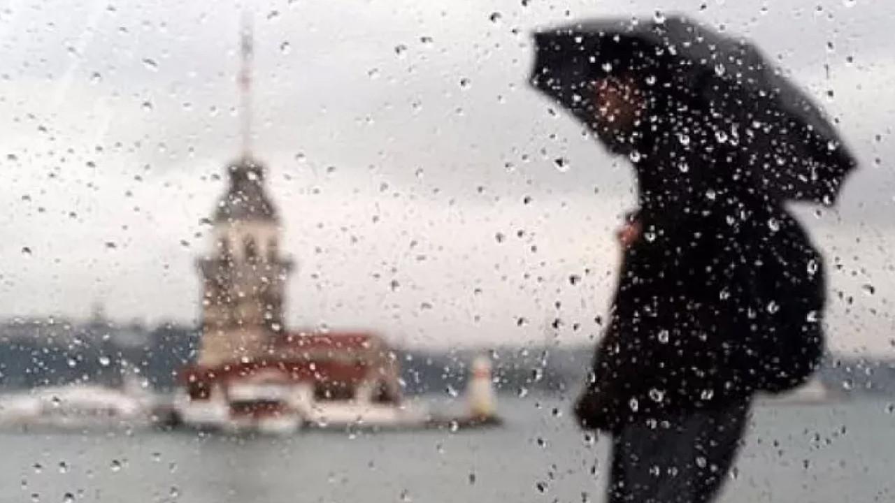 Hafta sonuna dikkat! Meteoroloji'den 24 il için kuvvetli yağış uyarısı