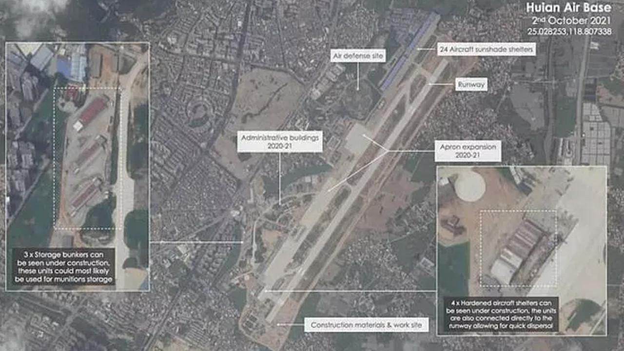 Savaş tamtamları çalıyor! Uydu görüntüleri ortaya çıkardı