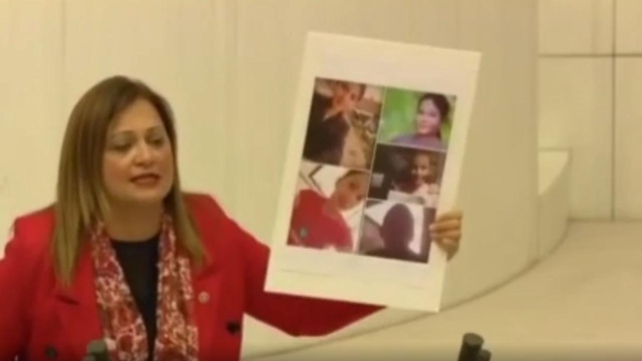 TBMM kürsüsünde kadın milletvekilinin gözyaşları