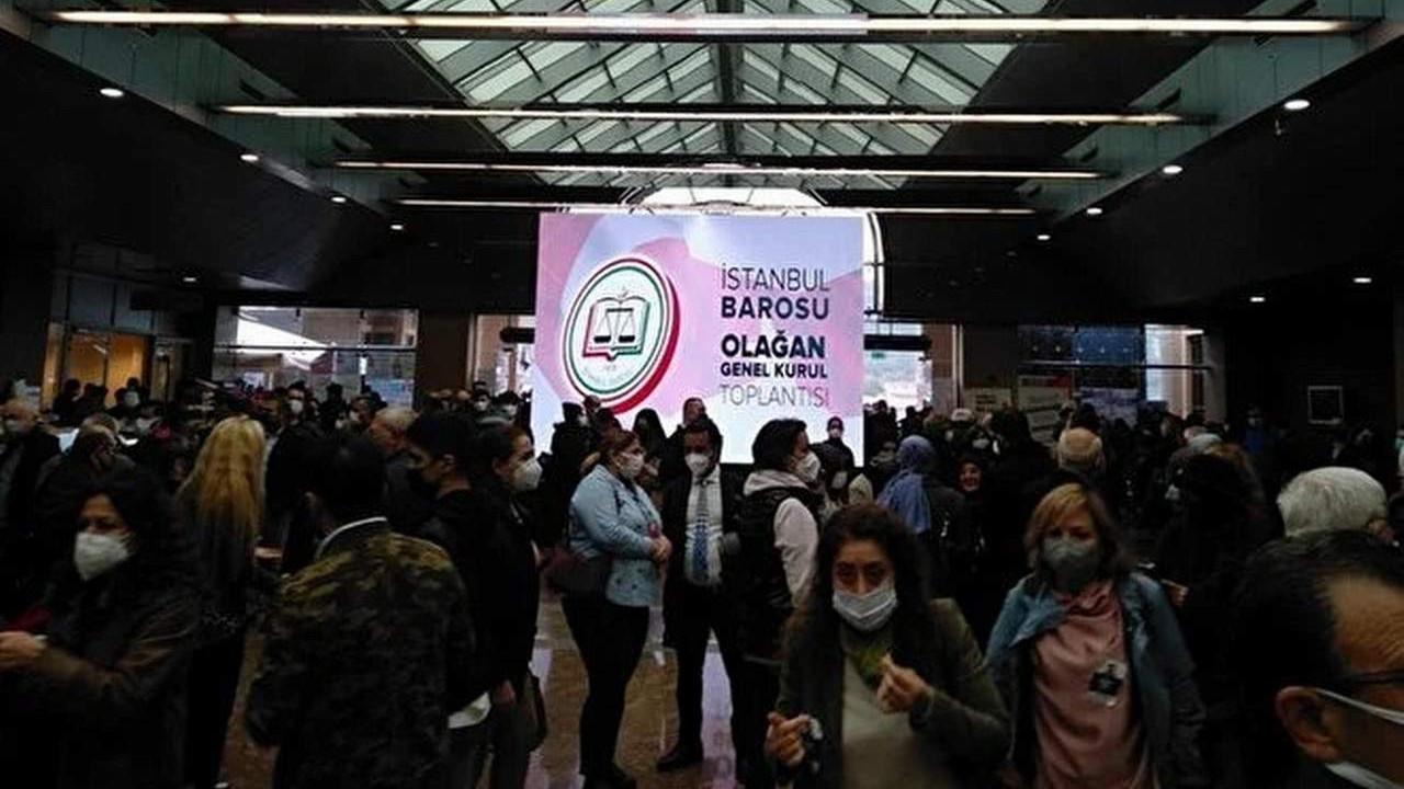İstanbul'da baro seçimi sonuçlandı