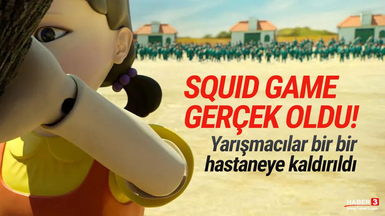 Squid Game gerçek oldu...