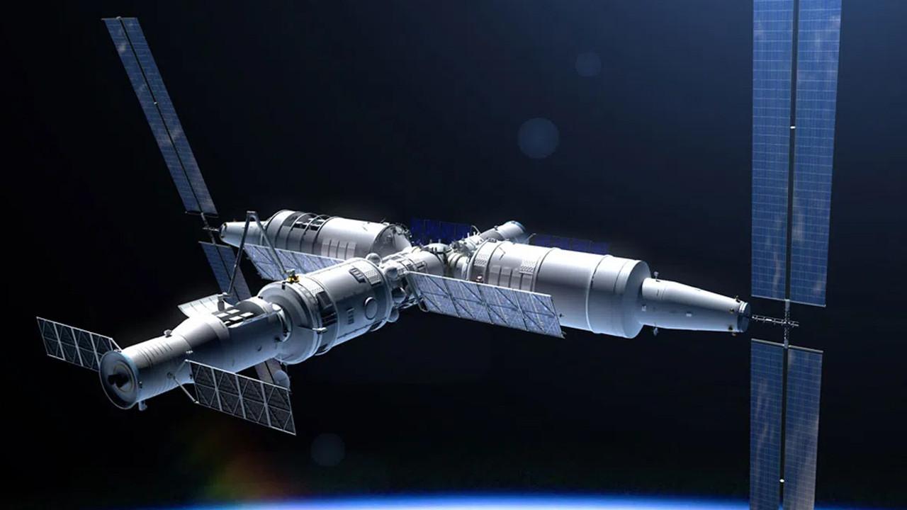 Çin'in uzaya gönderdiği taykonotlar göreve başladı