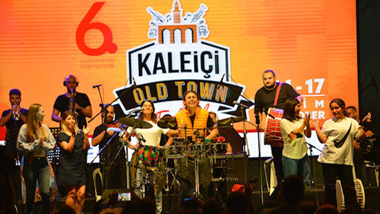 Kaleiçi'nde festival heyecanı sürüyor